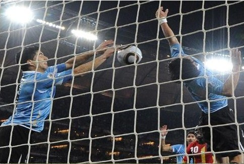 Most Memorable World Cup 2010 Football Moments