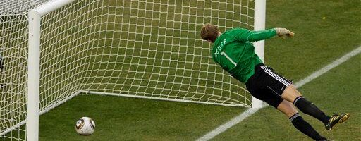Germany England Disallowed Goal