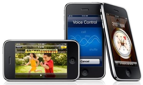 Latest Apple iPhone 3GS