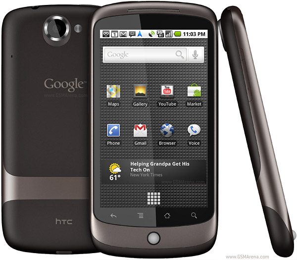 Google Nexus One Mobile