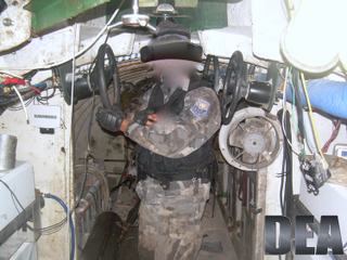 inside narco submarine