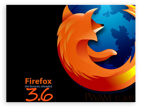 Firefox 3.6 Re-Discover the Web