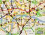 Live London Underground Train Map