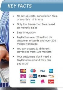 PayPal Misleading Key Facts