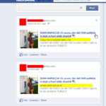 "Facebook WARNING: Avoid the ""[HOW AWFUL] At 15-years, she did THIS publicly in high school while drunk!!!"" SCAM"