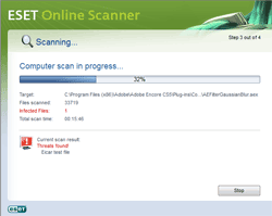 eset online virus scanner