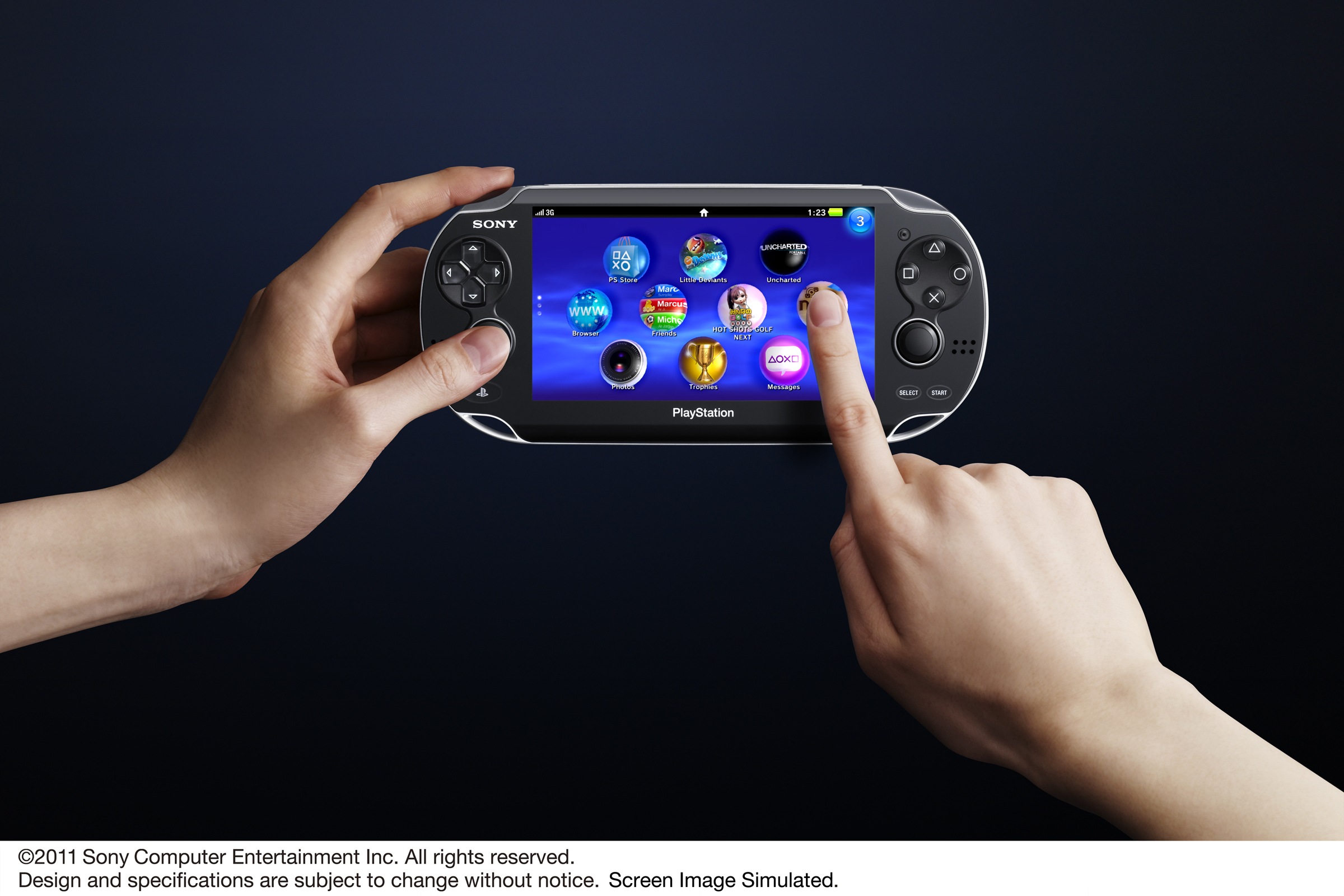 Sony unveils 'Next Generation Portable,' the new PSP